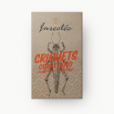 Criquets curry-coco - INSECTÉO