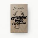 Escorpiones negros - INSECTEO