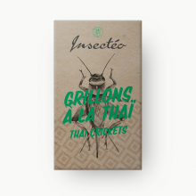 INSECTÉO - Crickets Thai