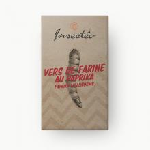 INSECTÉO - Vers de farine au BBQ