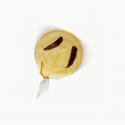 Chupeta de plátano con langosta