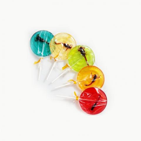 Scorpion Lollipops Pack