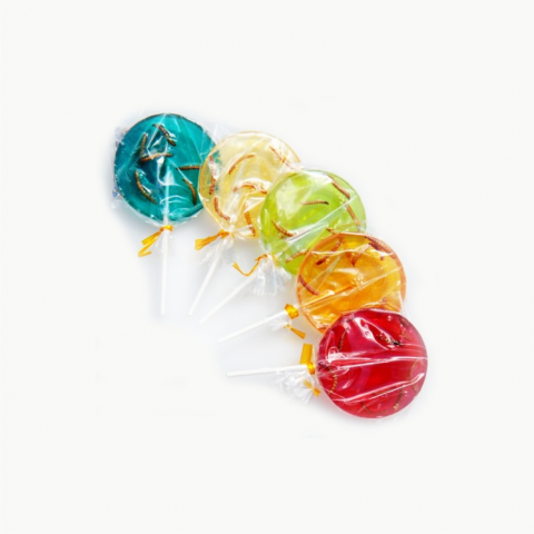 Mealworm Lollipops Pack