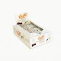Barres protéinées à la farine d'insectes (lot de 12) - Kinjao