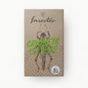 Grasshoppers basil and garlic