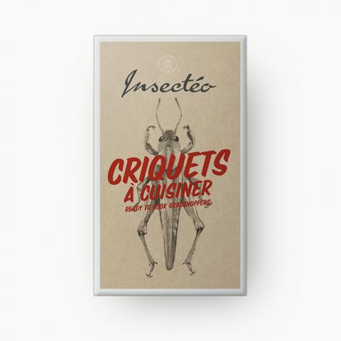 Criquets curry-coco