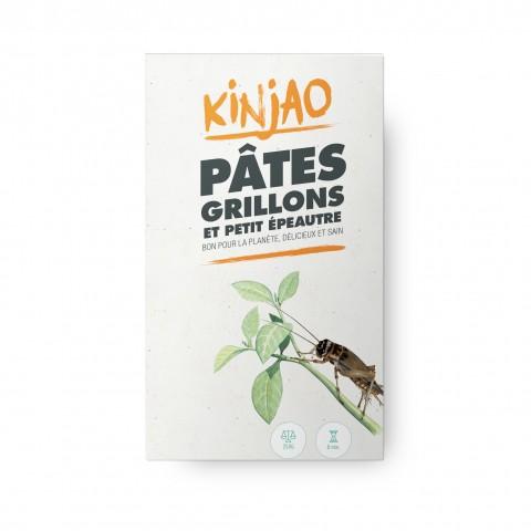 KINJAO - Torsades aux grillons