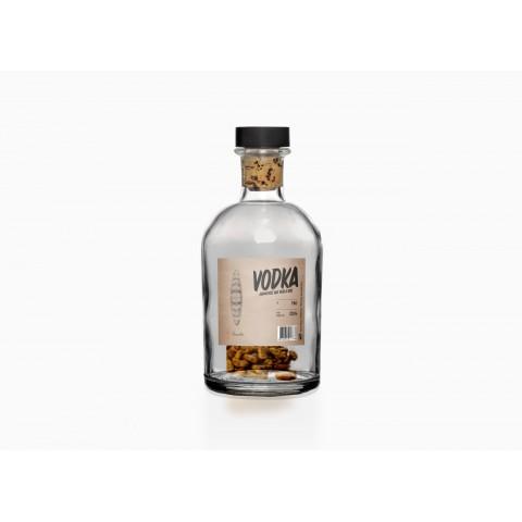 vodka vers à soie