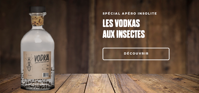 alcool insecte